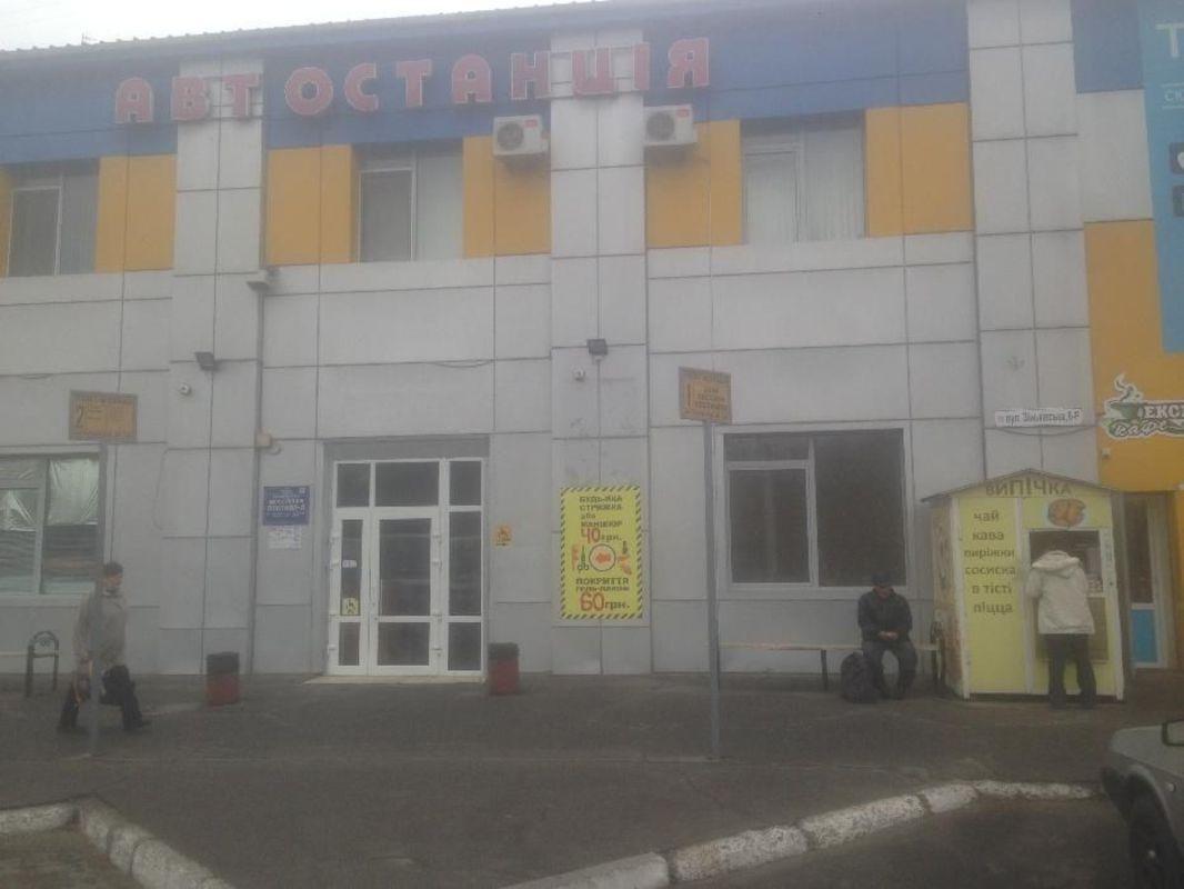 Kereskedelmi ingatlan kiadó  Poltava