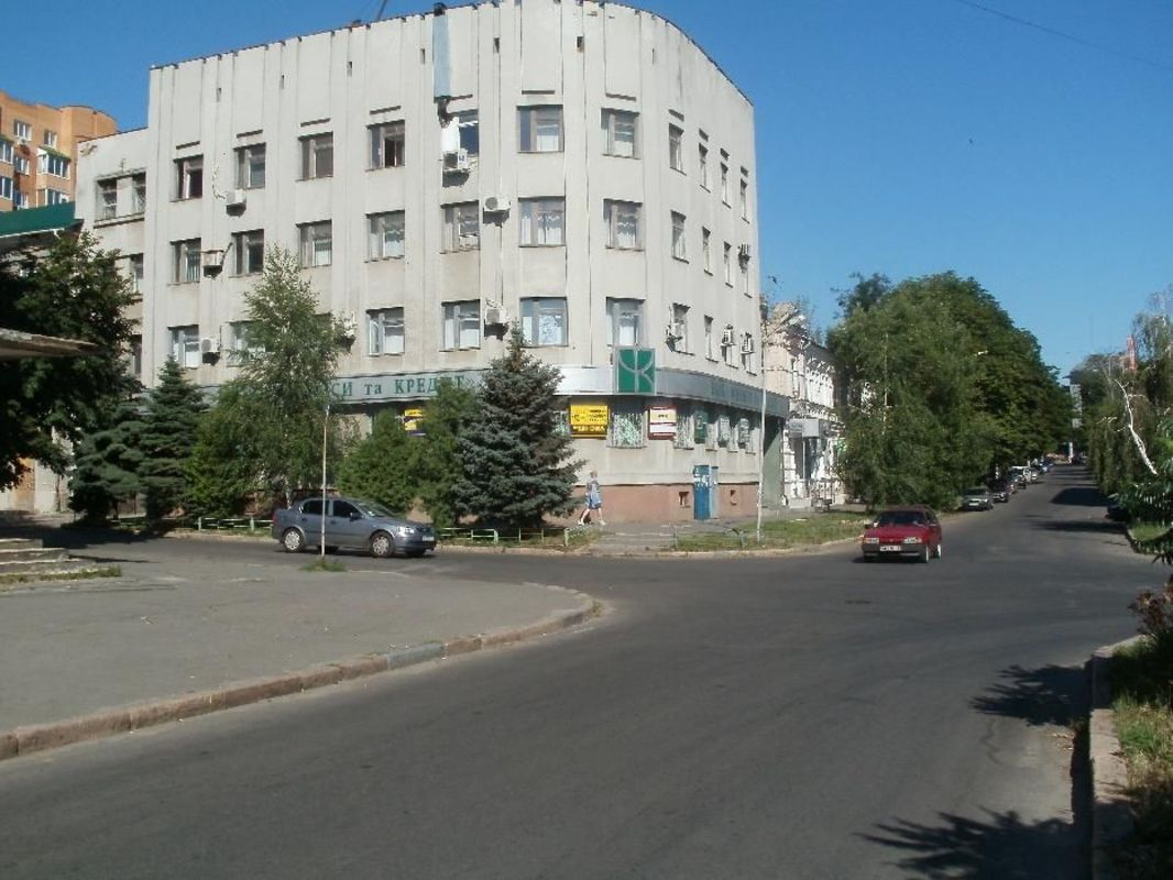 Продажа коммерческой недвижимости в Полтаве Комсомольская