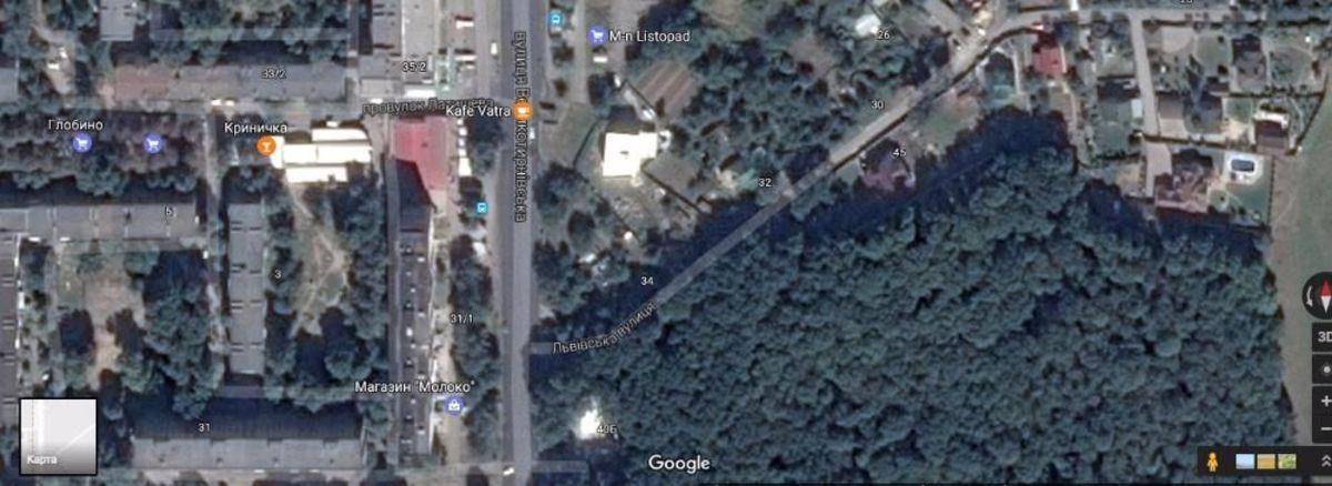 продам земельный участок в Полтаве